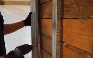Каким гипсокартоном обшить стены в деревянном доме?