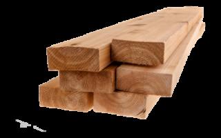 О деревянном строительстве и материалах —