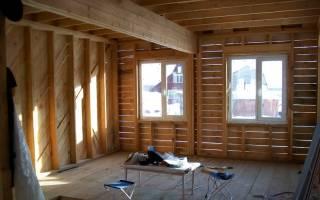 Как правильно вставить окна в каркасном доме?