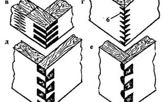 Шиповое соединение древесины и его особенности