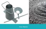 Что такое подвижность бетона