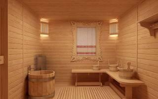 Какие доски нужны для пола в баню?