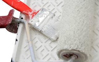 Водоэмульсионка как красить потолок и чем лучше?