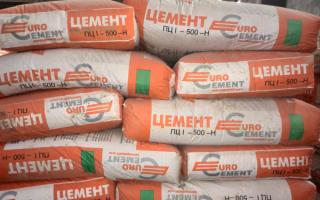 Какой цемент лучше для кладки