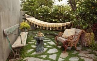 Как сделать двор красивым в частном доме?