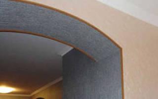Как приклеить пластиковый уголок на угол стены?