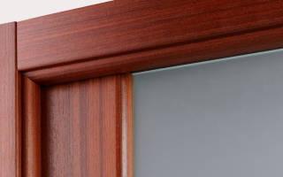 Как установить обналичники на двери?