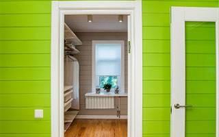 Как покрасить вагонку в доме идеи декора?