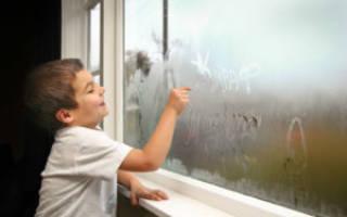 Как снизить влажность в доме?
